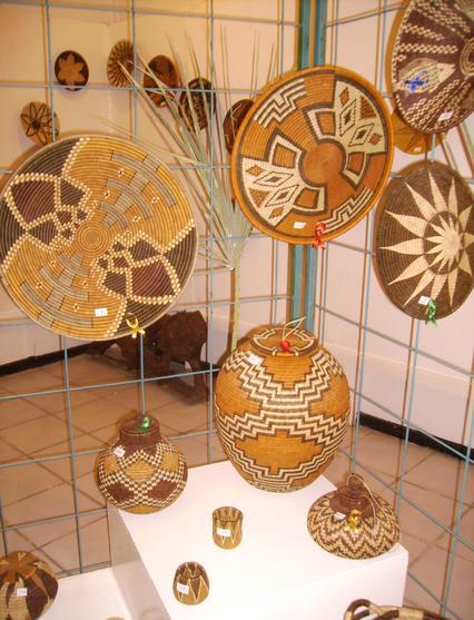 Nhabe Museum in Maun