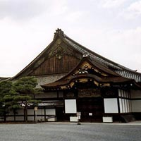 Nijo Castle in Kyoto