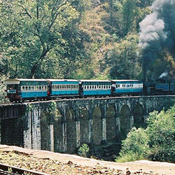 Nilgiri Mountain Railway in Nilgiris