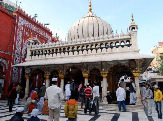 Nizamuddins Tomb