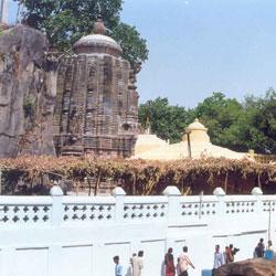 Nrusinghanath Temple in Bargarh
