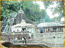 Nrusinghanath Temple in Bargarh