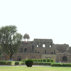 Old Fort of Delhi in New Delhi