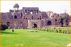 Old Fort of Delhi