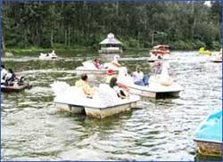 Ooty Lake in Ooty