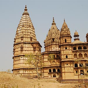 Orchha Temple
