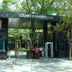 Osho Ashram in Pune