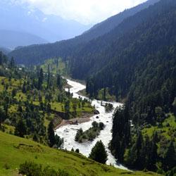Overa-Aru Biosphere Reserve in Srinagar