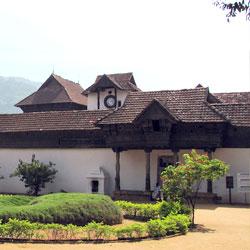 Padmanabhapuram Palace in Kanyakumari