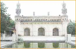 Paigah Tombs in Hyderabad