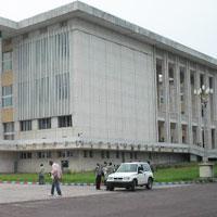 Palais Du Peuple in