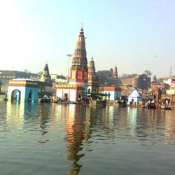 Pandharpur Temple in Pandharpur