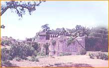 Panhala Hills in Kolhapur