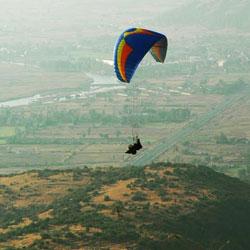 Paragliding in Bangalore in Bangalore