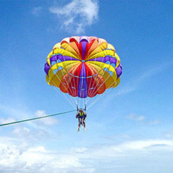 Parasailing in Pune in