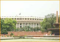Parliament House, Delhi in Delhi