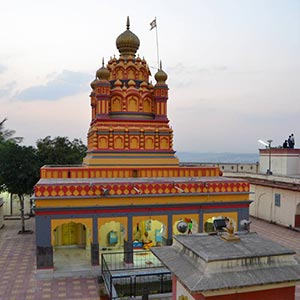 Parvati Hill and Temples