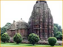 Parvati Temple in Bhubaneswar