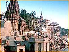 Patalpuri Temple in Allahabad