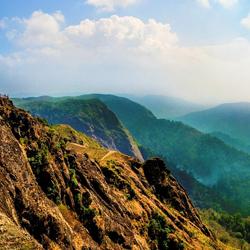 Peermade Hills in Kottayam