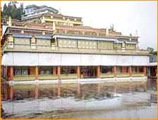 Phodong Monastery in Gangtok