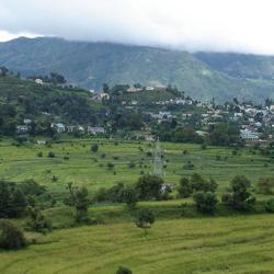 PIithoragarh Hills in Pithoragarh