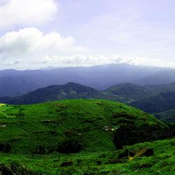 Ponmudi Hills in Thiruvananthapuram
