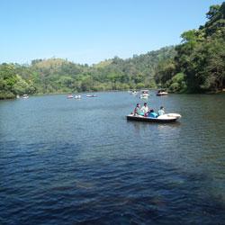 Pookot Lake in Wayanad