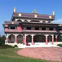 Pullahari Monastery in