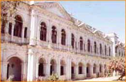 Purani Haveli in Hyderabad
