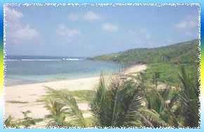 Puraran Beach in Visayas