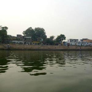 Radha Kund Lake