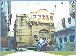 Radharamana Temple