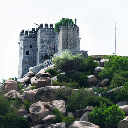 Raichur Fort in Raichur