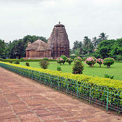 Rajarani Temple in Bhubaneswar
