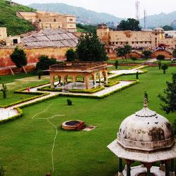 Ram Niwas Garden in Jaipur