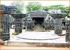 Ramappa Temple in Warangal