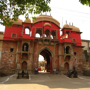 Ramnagar Fort in Varanasi