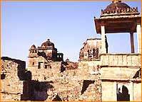 Rana Kumbha Palace in Chittorgarh