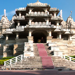 Ranakpur Temple in Ranakpur