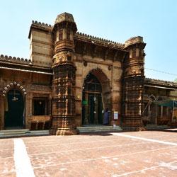 Rani Rupmati's Mosque in Ahmedabad