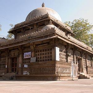 Rani Rupmati's Mosque