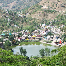 Rewalsar Lake in Mandi