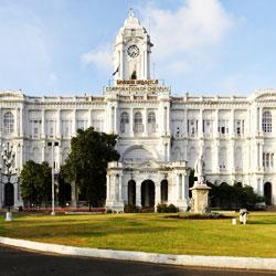 Ripon Building in Chennai