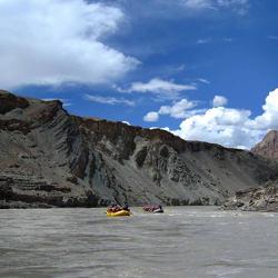 River Rafting in Ladakh in Leh Ladakh