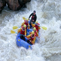 River Rafting in Garhwal