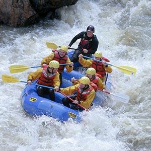 River Rafting in Garhwal