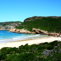Robberg Nature Reserve in Garden Route