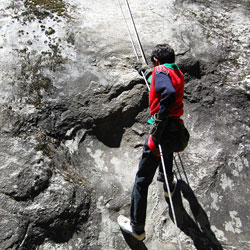 Rock Climbing In Manali