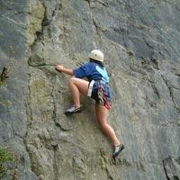 Rock Climbing In Wales in Wales